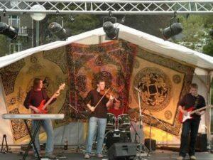 4 musiciens